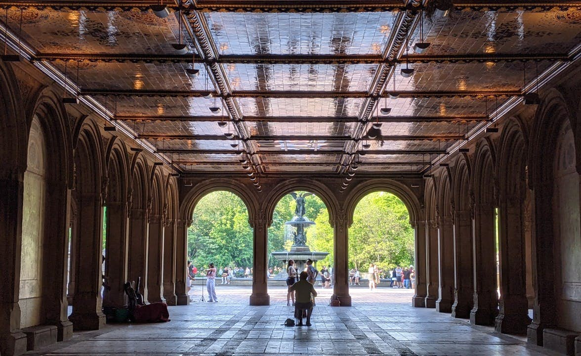 New York - Museum Mile Stroll (QUEST IN TEST MODE) image