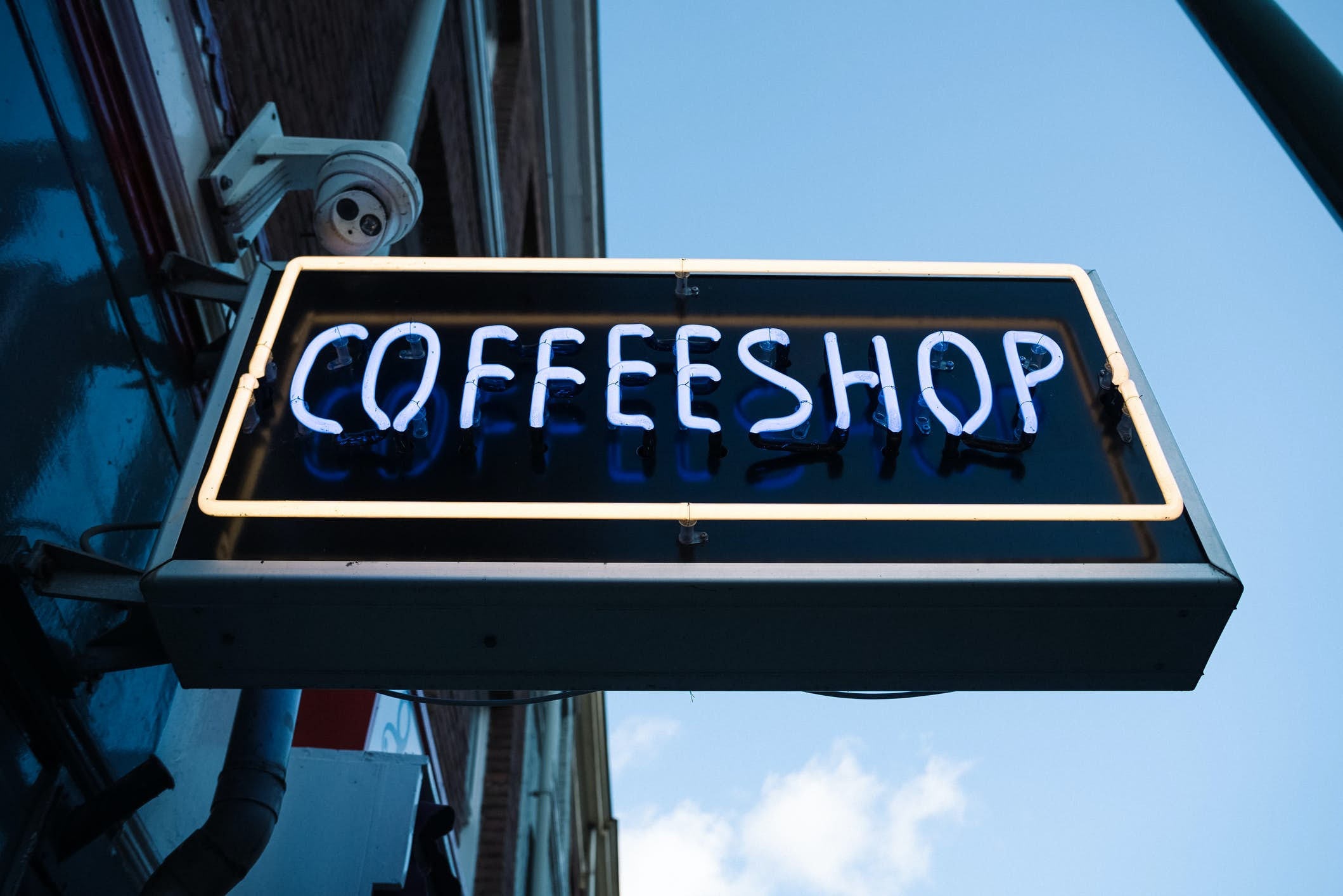 Coffee Shops Amsterdam: The High Life image