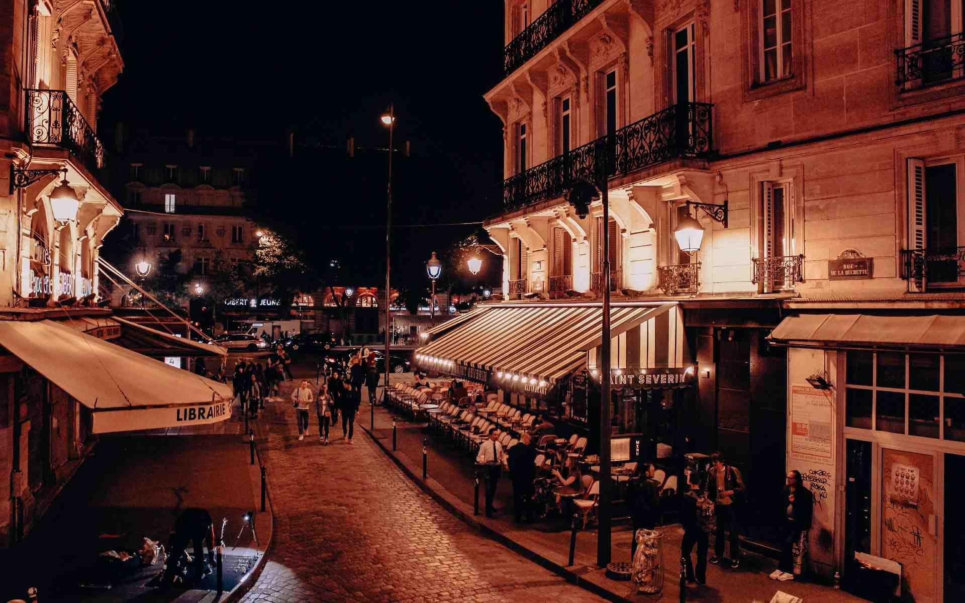 Latin Quarter highlights: True Feathers, Paris [TEST MODE] image