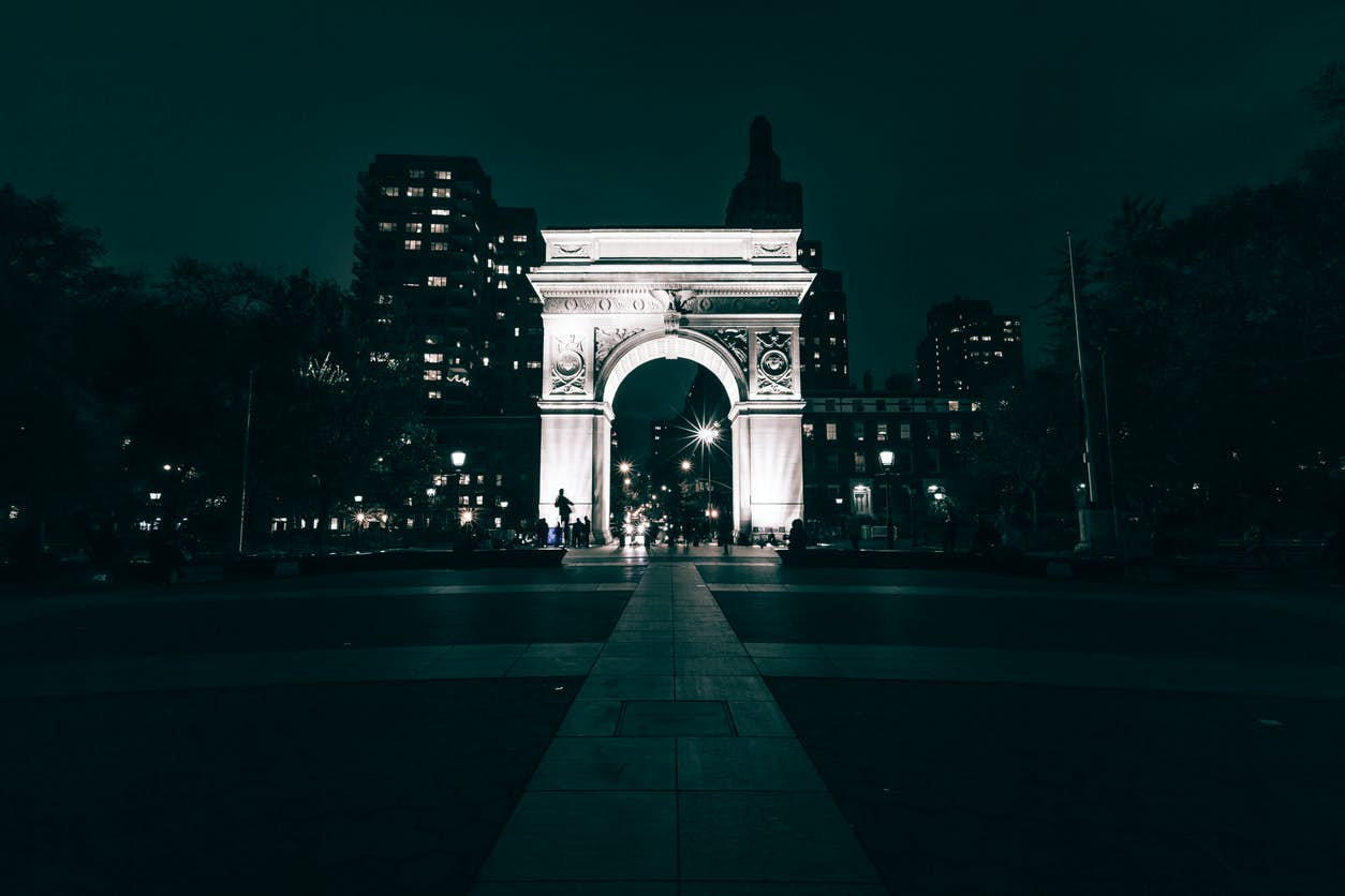 Ghosts of Greenwich Village, New York: The Haunting Stories [QUEST IN TEST MODE] image