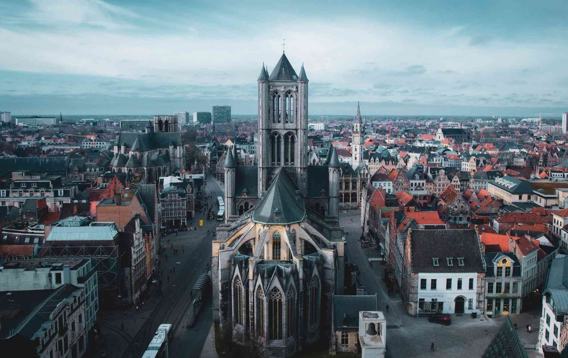 Historic Ghent [QUEST IN TEST MODE] image