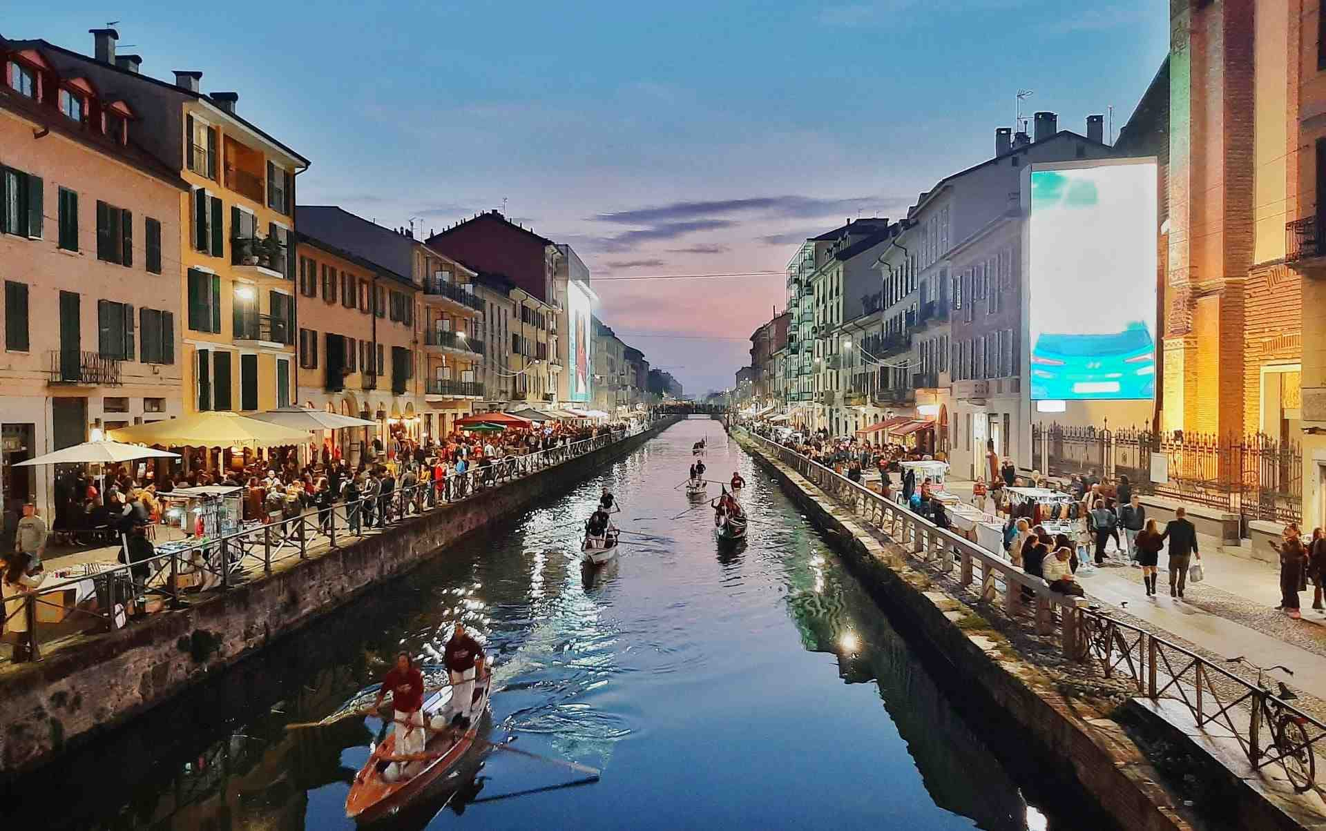 Milan Navigli [QUEST IN TEST MODE] image