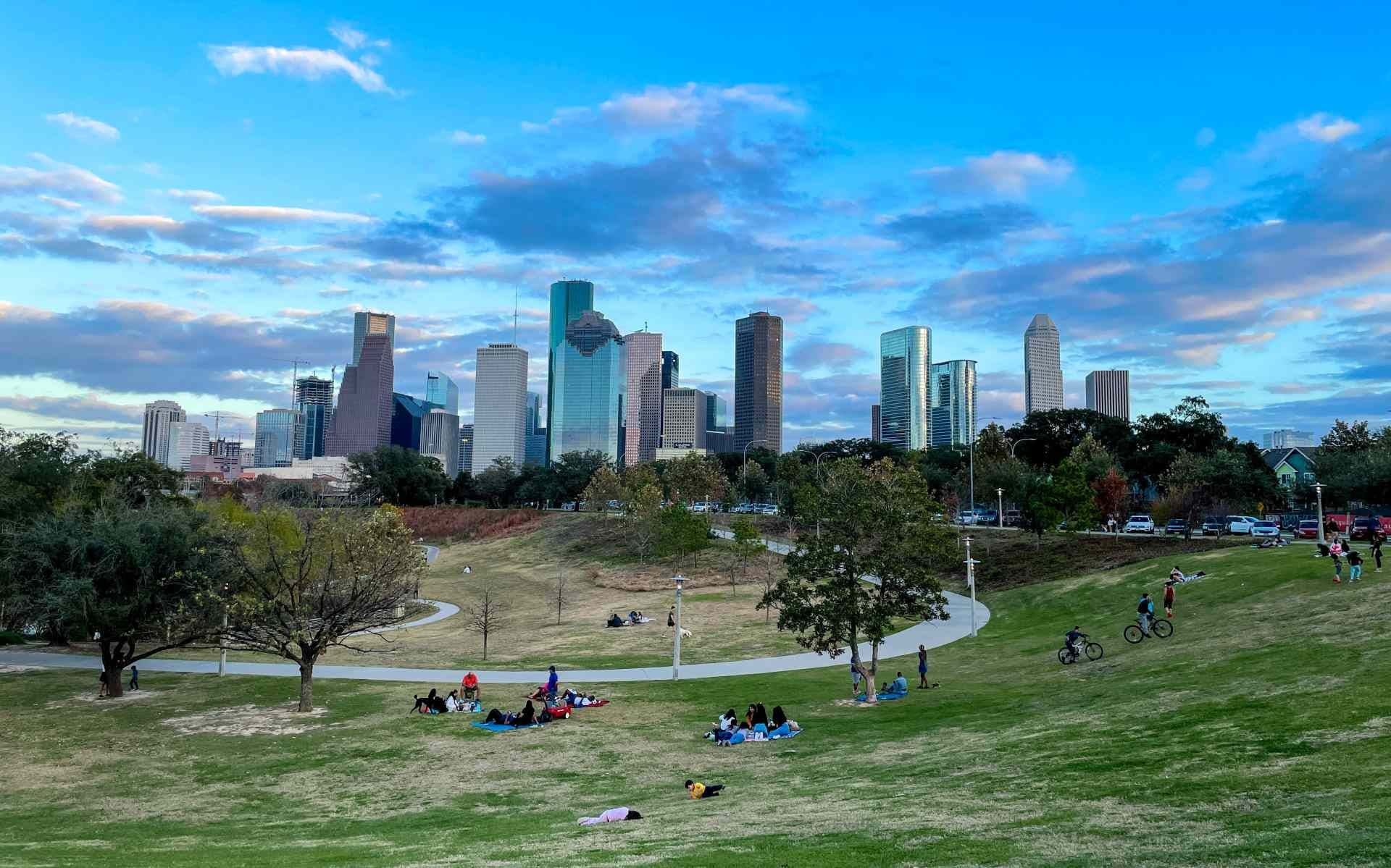 Houston's Historic District [QUEST IN TEST MODE] image