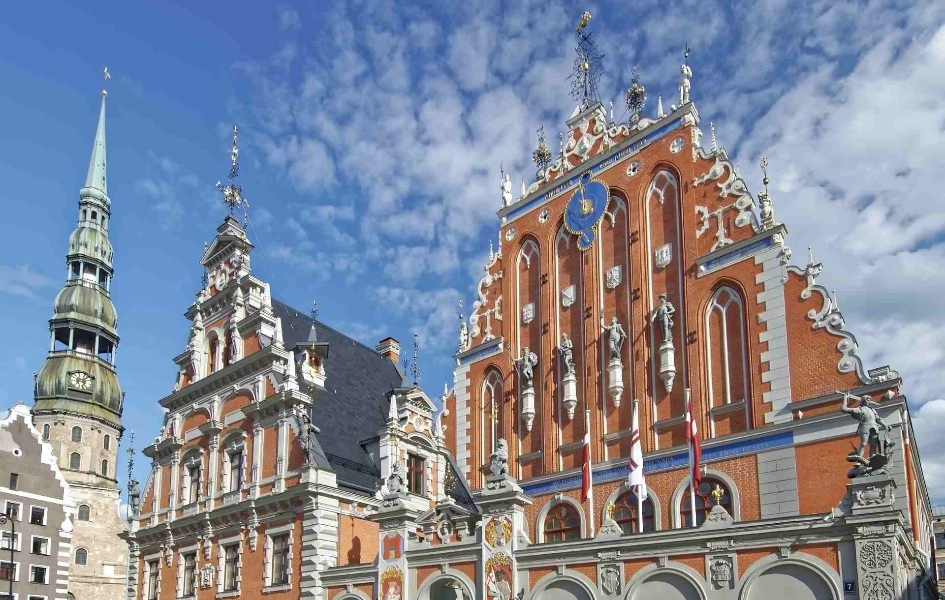 Riga's Art Nouveau [QUEST IN TEST MODE] image