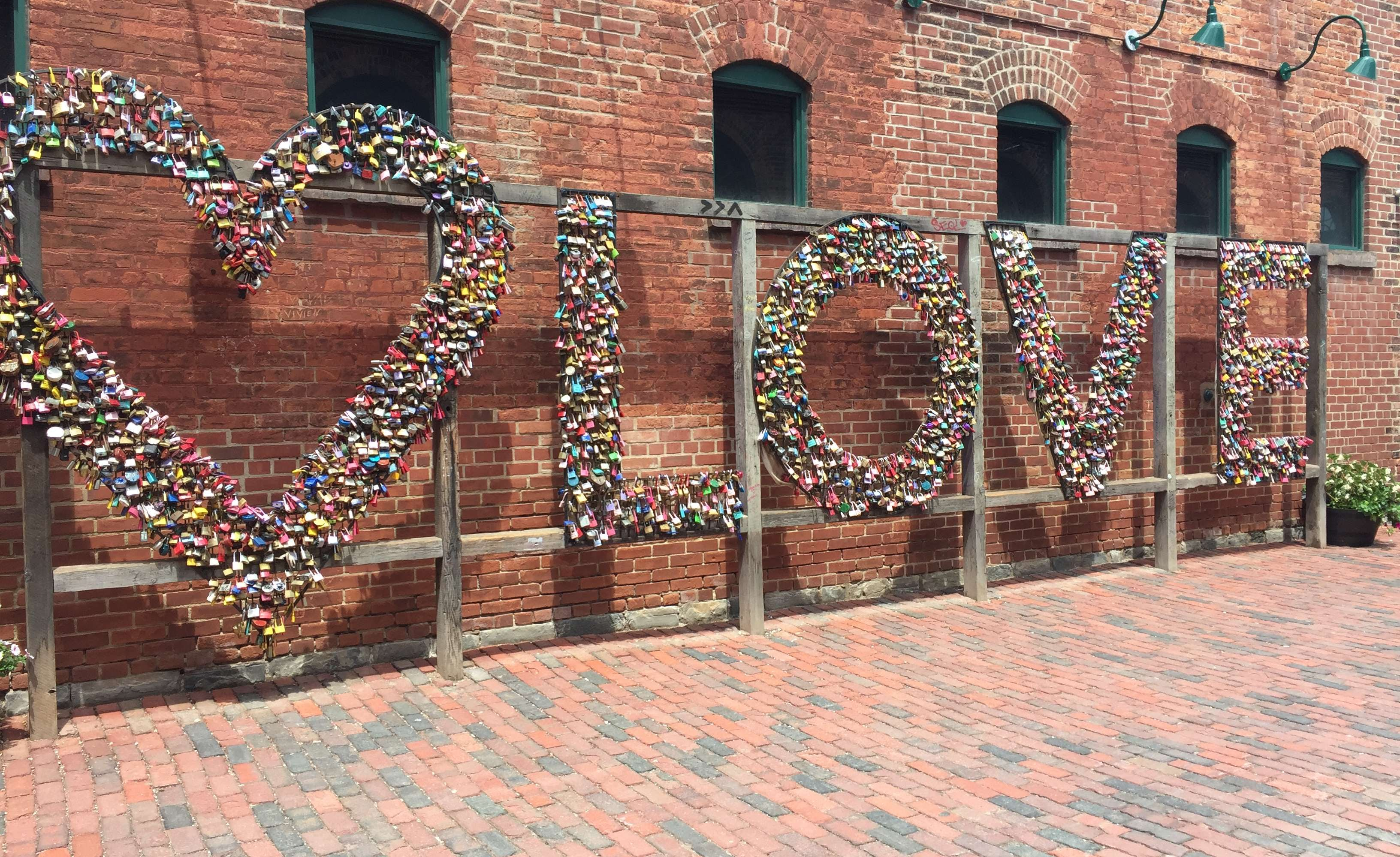 Toronto's Distillery District Highlights [QUEST IN TEST MODE] image