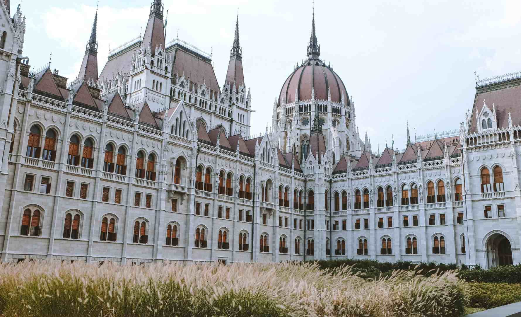 Buda Castle District: Time Travel Mystery in Budapest [TEST MODE] image