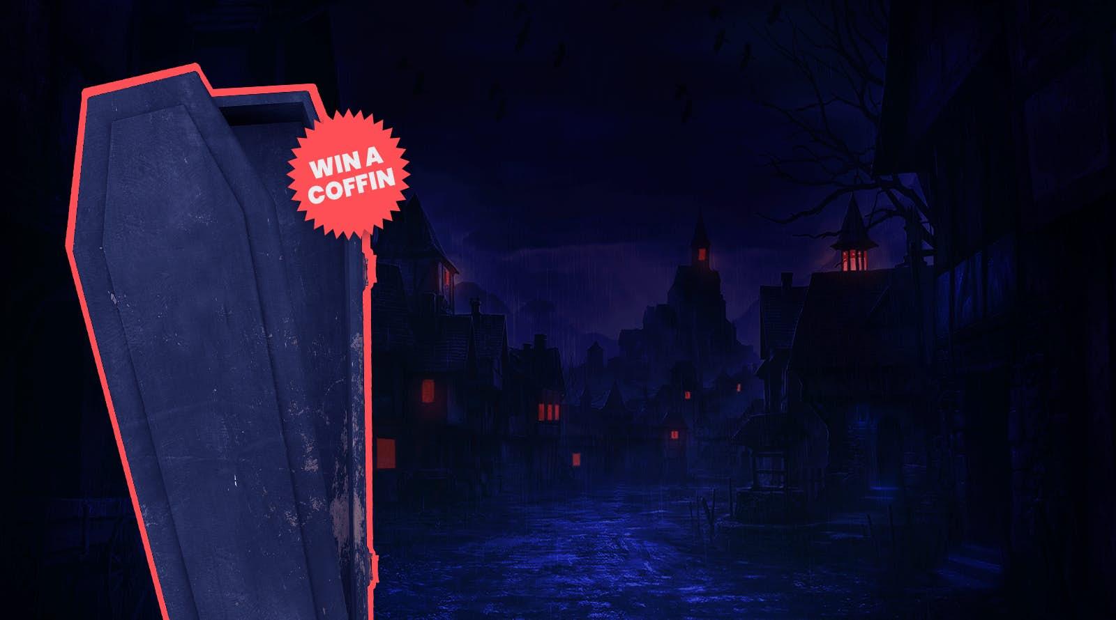 Ghosts of Madrid: Night Walk (LAUNCHING ON OCT. 30) image